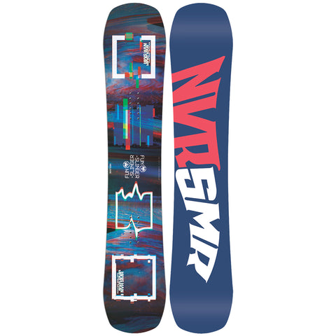 Never Summer Funsliger Mens Snowboard QFUN Never Summer 2018 2019 pure board shop