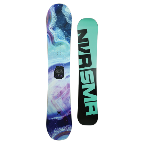 Never Summer Never Summer Infinity Womens Snowboard 2018 Pure Boardshop
