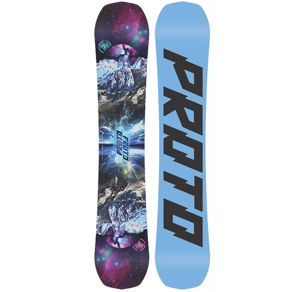 85f72b404ada Never Summer Proto Type Two Womens Snowboard 2019 – Pure Board Shop