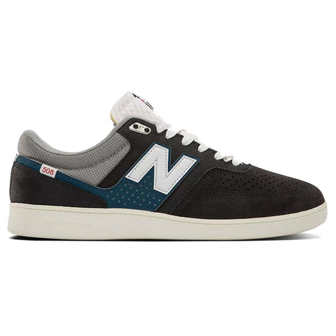 New Balance Numeric 508 Brandon Westgate Skate shoes Grey Blue nm508grbjpg Pure Board Shop