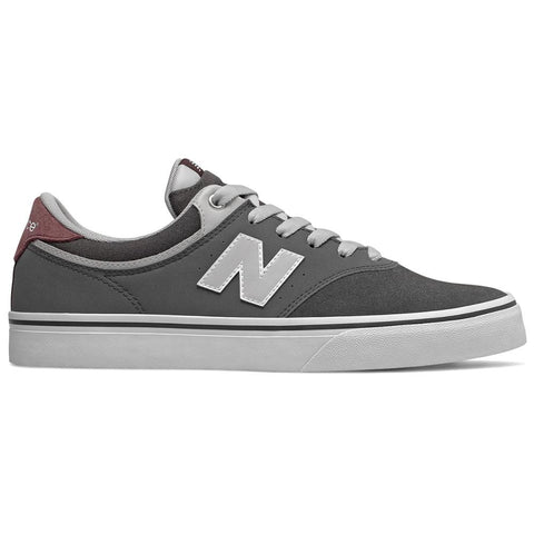 New Balance Numeric 255 Skate Shoes Grey Light Aluminum m255mtb_ pure board shop