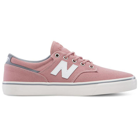 New Balance Numeric 331 Skate Shoes Salmon/White pure board shop