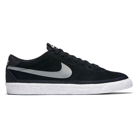 Nike SB Bruin Premium SE Skate Shoe Black/Base Grey-White 631041-001 pure board shop