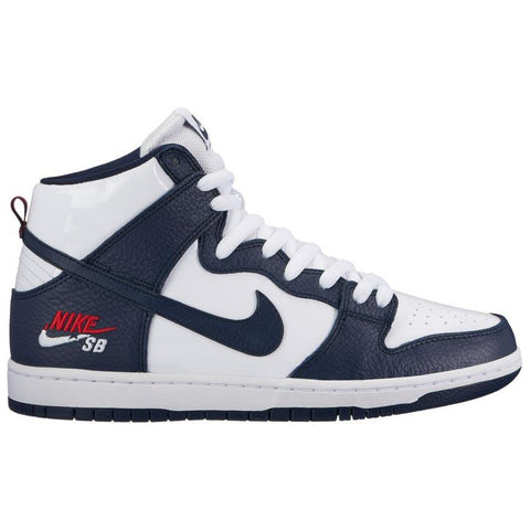 Nike SB Zoom Dunk High Pro Future Court Obsidian/Obsidian-White 854851-441 pure board shop