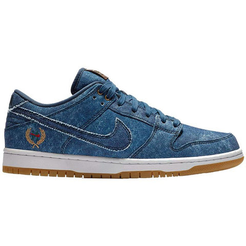 Nike SB Dunk Low Traditional Quickstrike Biggie Utility Blue Utility Blue 883232 441 pure board shop