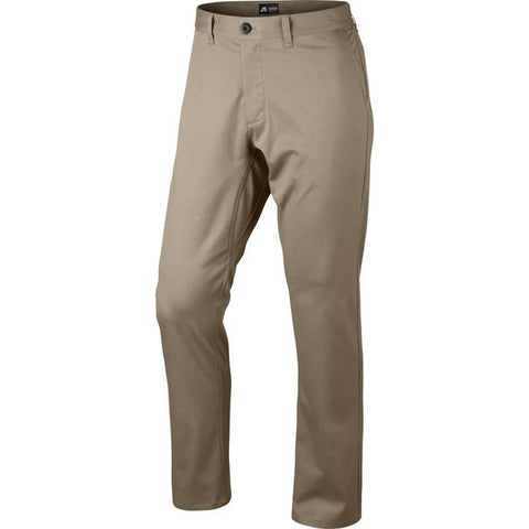 Nike SB Flex Icon Chino Pants Khaki 836714-235 pure board shop