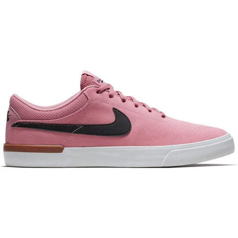 Nike SB Koston Hypervulc Skate Shoes Elemental Pink/Black-Gum Med Brown 844447-600 pure board shop