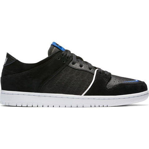 Nike SB X Soulland Zoom Dunk Low Pro Quickstrike Black/Game Royal-White 918288-041 pure board shop