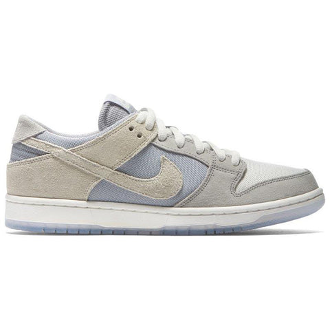 Nike SB Zoom Dunk Low Pro Wolf Grey Summit White Clear 854866-011 pure board shop