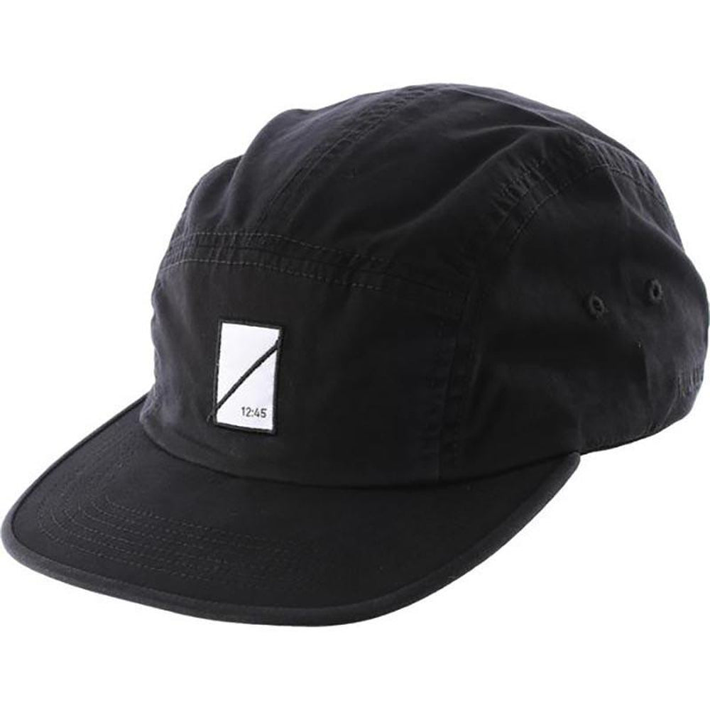 Numbers Edition Symbol 5 Panel Hat Black