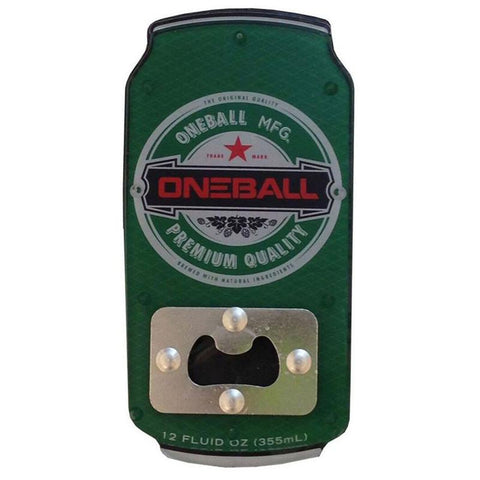 One-Ball One-Ball Bottle Opener Traction Pad Pure Board Shop