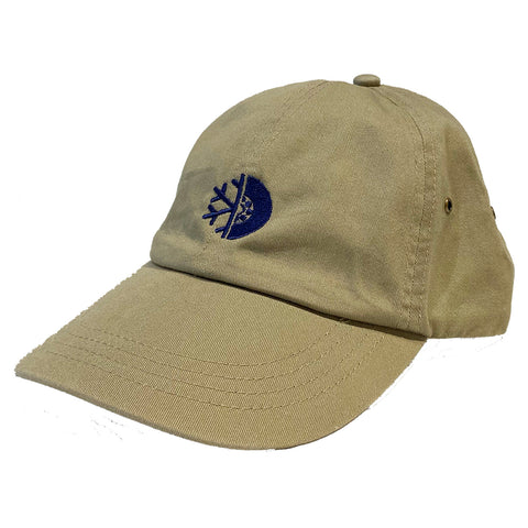 PURE FW Dad Hat Khaki Navy Pure Board Shop Annapolis Maryland