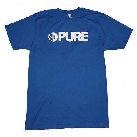 PURE Flake Wheel Block T-Shirt