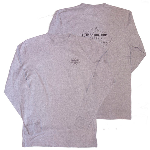 PURE Skyline Long Sleeve T-Shirt