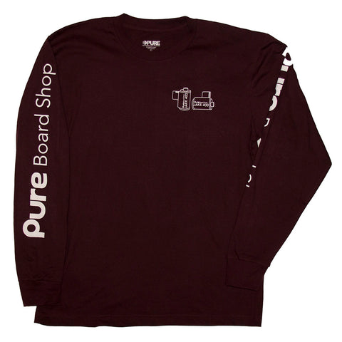 PURE X Jake Batchelder Film Long Sleeve T-Shirt