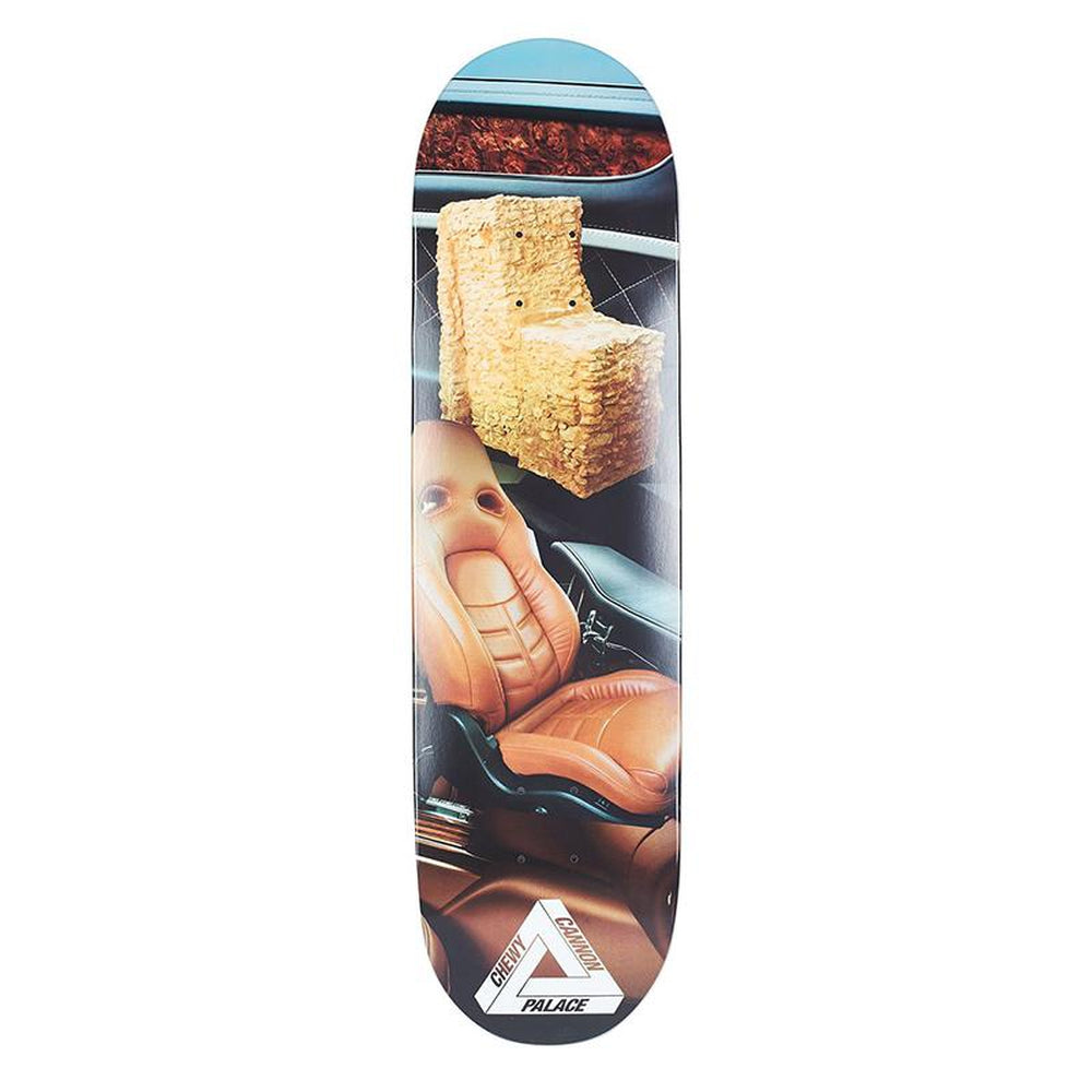 Superbe Palace Chewy Pro Interiors Skateboard Deck 8.38