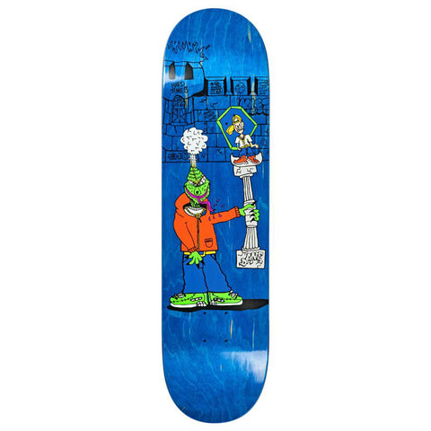 Polar Dane Brady Trophy Skateboard Deck 8.25