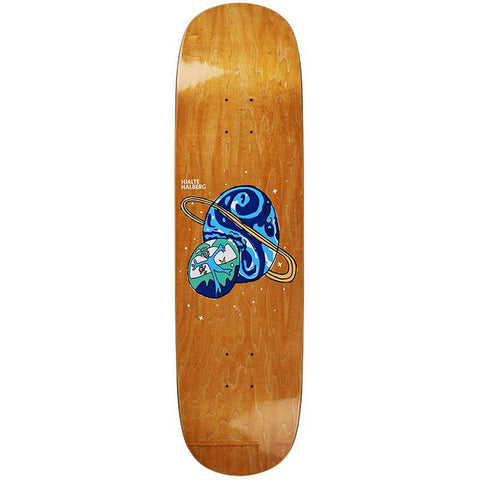 Polar Skate Co Planet Emile Halberg P2 Skateboard Deck 8.5