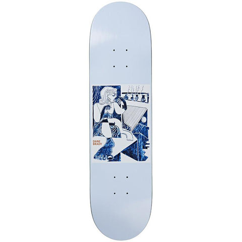 Polar Stage One Brady Skateboard Deck 8.4