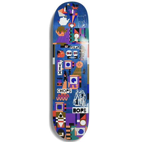 Polar Team Special Operations Skateboard Deck 8.38
