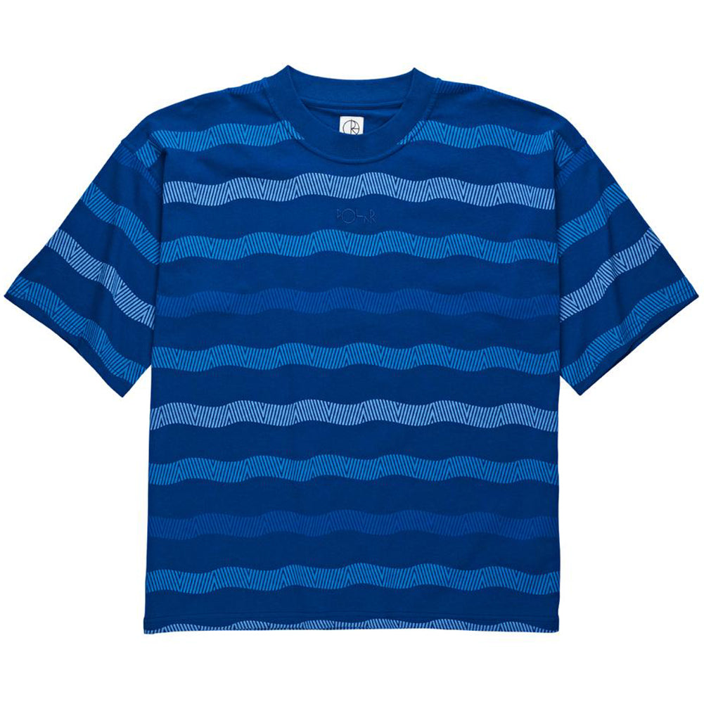 Polar Skate Co Wavy Surf Knit T-Shirt