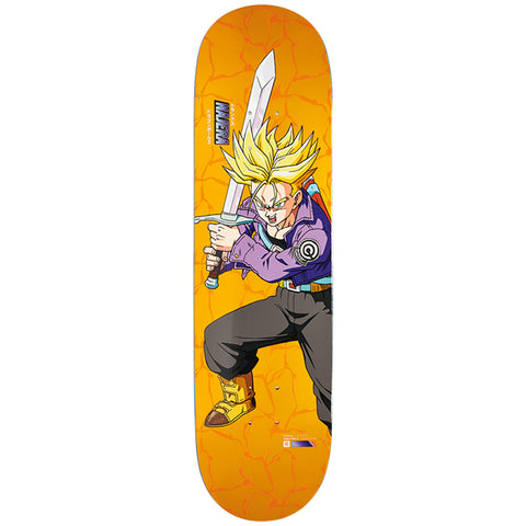 Primitive X Dragon Ball Z 2 Najera Super Saiyan Trunks Skateboard Deck 8