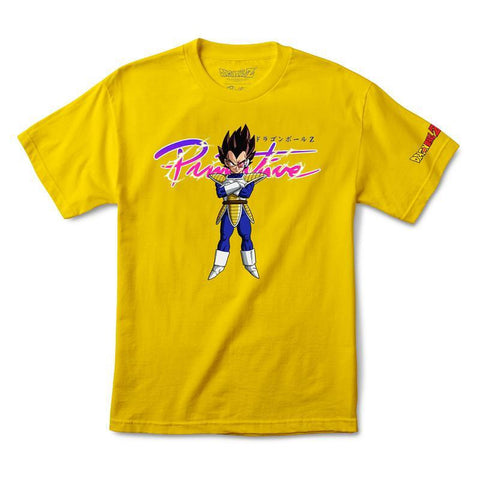 Primitive Primitive X Dragon Ball Z Nuevo Vegeta T-Shirt Pure Board Shop