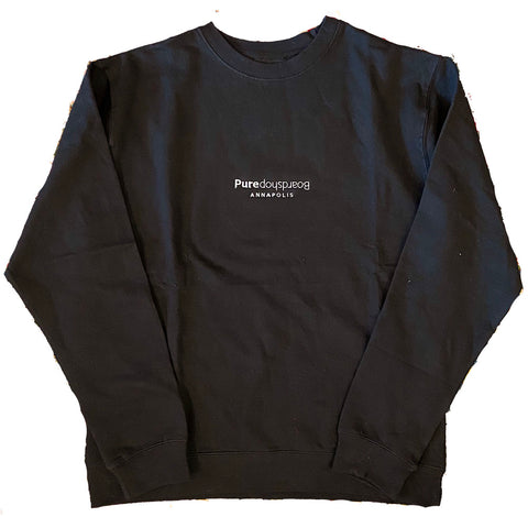 Pure UD Boardshop Embroidered Crewneck