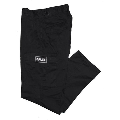 Pure BDU Cargo Pants Black