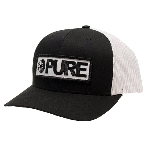 PURE Bar Patch Trucker Hat