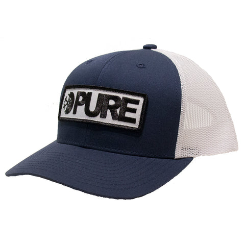 PURE PURE Bar Trucker Hat Pure Board Shop