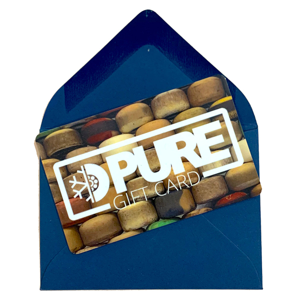 PURE In-Store Gift Card