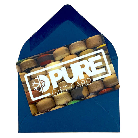 PURE PURE In-Store Gift Card Pure Board Shop