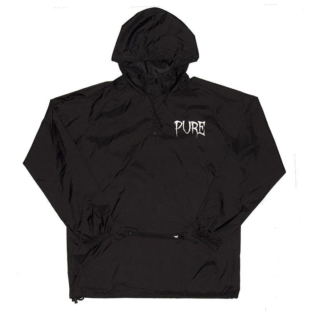 Pure Crow Anorak Jacket