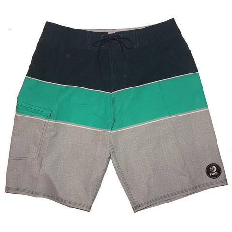 Pure Del Sur Boardshort Mint pure board shop