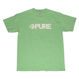 Pure FW Block T-Shirt Mint pure board shop