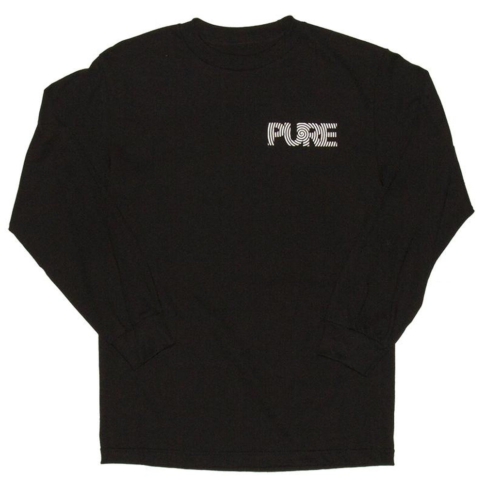 Pure FW Spiral Long Sleeve T-Shirt