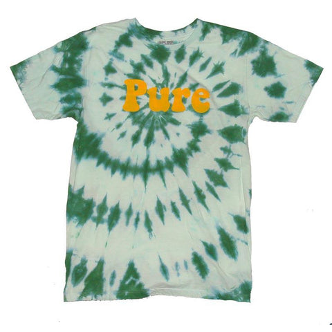 Pure Hippy T-Shirt Tie Dye pure board shop