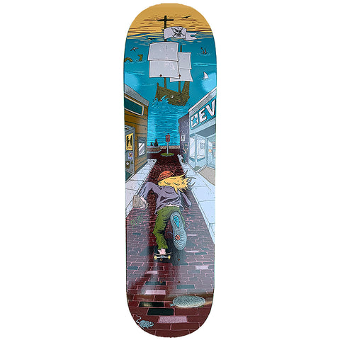 Pure Pushing Bum Skateboard Deck Black Sisk Pure Spring 2019 pure board shop annapolis