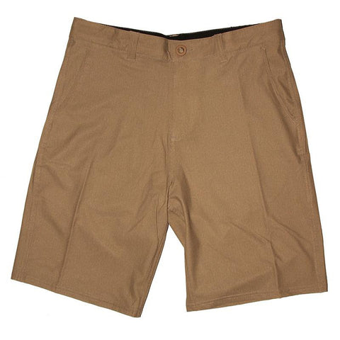 Pure Swift Hybrid Short Khaki pure board shop