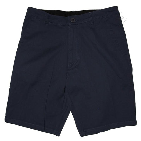 Pure Transit Walkshorts Navy pure board shop
