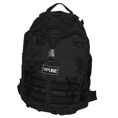 Pure Transport Backpack Black pure board shop