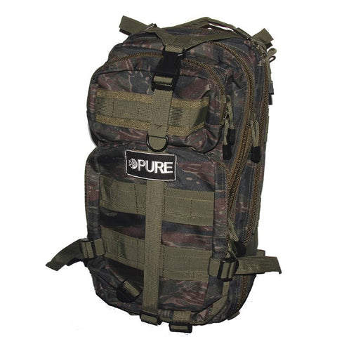 Pure Transport Mid-Size Backpack tiger camo pure board shop