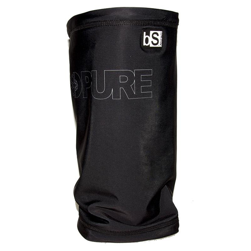 PURE X Black Strap FW Block Outline Tube Facemask