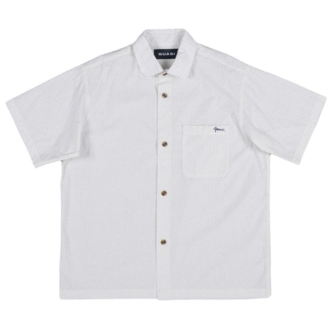 Quasi Pdot Short Sleeve Button Up