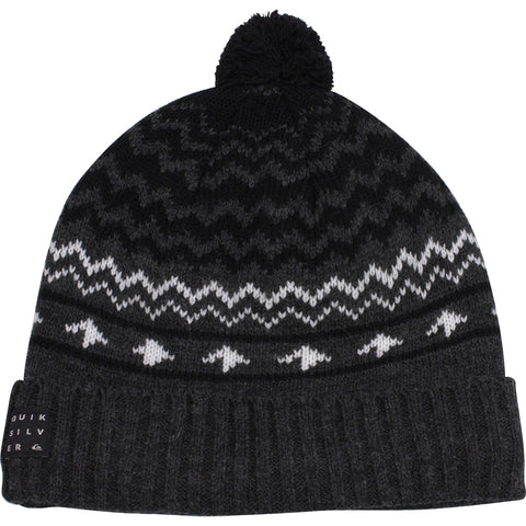 Quiksilver Nash Beanie Black EQYHA03156KVJ0 pure board shop
