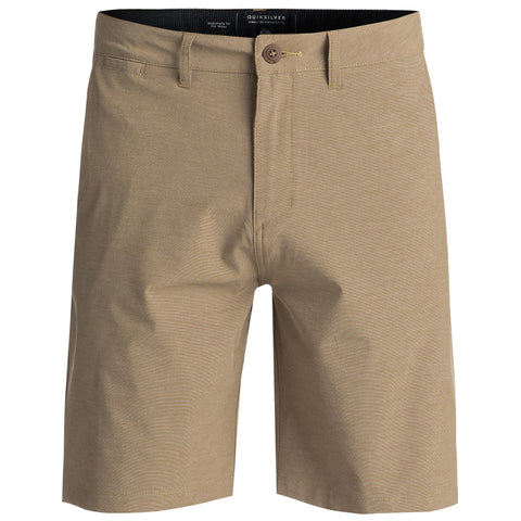Quiksilver Union Heather Amphibian Hybrid Short