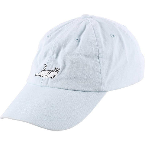 RIPNDIP Castanza 6 Panel Dad Hat light blue