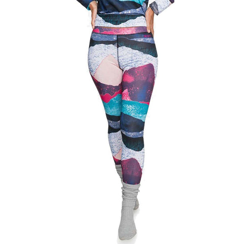 Roxy Daybreak Technical Base Layer Botttoms Bright White Annecy WBB5 erjlw03015 pure board shop