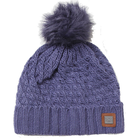 Roxy Blizzard Beanie  CROWN BLUE bqy0 Roxy Snow 2019 pure board shop